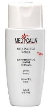 Medicalia Sunscreen SPF 30 by Medicalia. $49.99. Richly hydrating & moisutrizinf wihtout leaving a greasy or oily residue. Helps to promote a more speedy recovery after surgeries.. Richly hydrating & moisutrizinf wihtout leaving a greasy or oily residue. Helps to promote a more speedy recovery after surgeries.