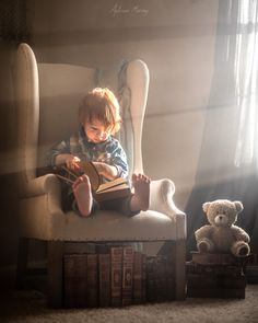 Reading with Friends by Adrian C. Murray - Photo 135759599 - 500px