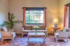 La sala de la suite Suite´s living room