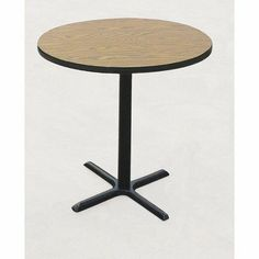 "42"" High Round Bar and Café Table Size: 36"" Round, Color: Black Granite by Correll. $191.20. BXB36R-07 Size: 36"" Round, Color: Black Granite Features: -Round bar and caf table.-Cast iron base and top spider.-Standing height.-Nylon leveling glides.-Bases and correct top spiders packed together, tops and columns are packed separately (3 boxes, min).-Perfect for gatherings and receptions. Options: -Available in 24'' round, 30'' round, 36'' round, 42'' round, 48'..."
