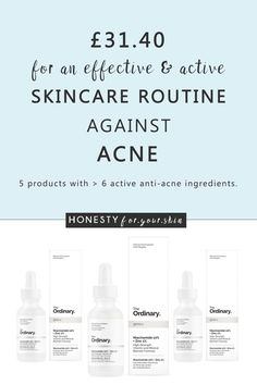 The Ordinary Acne Regimen Looking to kick butt to your acne? Want an anti-acne skincare routine that doesn't break the bank? Then you need to know about The Ordinary acne regimen. Skin Care Regimen, Skin Care Tips, Skin Tips, The Ordinary Skincare Routine, The Ordinary Regimen, The Ordinary Products For Acne, The Ordinary For Acne Prone Skin, Cystic Acne Treatment, Skin Treatments