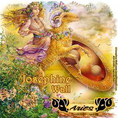 """MI RINCÓN GÓTICO: ZODIACOS DE JOSEPHINE WALL """"PISCIS"""", """"ARIES"""" Josephine Wall, Virgo, Sun Sign, Movie Posters, Capricorn, Taurus, Sagittarius, Virgos, Film Poster"""