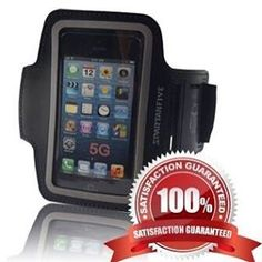 This sports armband is almost perfect.  http://ow.ly/Z2T7P