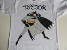 Camiseta Batman e Robin.