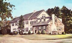 President Eisenhower's Home - Gettysburg,Pennsylvania