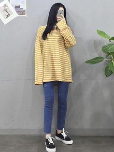 Love these korean fashion outfits Korean Girl Fashion, Korean Fashion Trends, Ulzzang Fashion, Korea Fashion, Asian Fashion, Cute Casual Outfits, Pretty Outfits, Pinterest Fashion, Korean Outfits