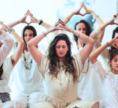 Just three minutes of Kundalini can change your life.