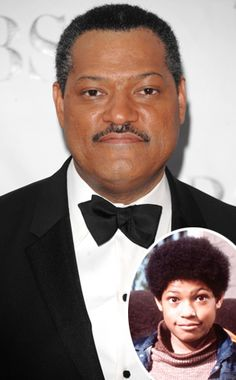 """Laurence Fishburne played a street kid named Joshua Hall on """"One Life to Live"""" from 1973 to 1976."""
