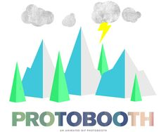 How to make an animated GIF photo booth - the Protobooth.