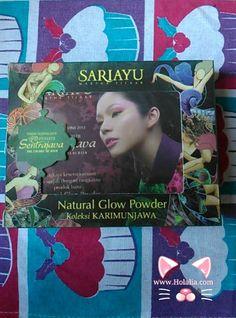 Sariayu Natural Glow Powder Koleksi KARIMUNJAWA [Review]