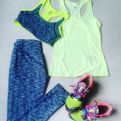 Sooo... mein heutiges trainingsoutfit.  Top u. Shirt von h&m  hose... man glaubt es kaum: von lidl (ein traum und noch dazu ein echtes schnäppchen :-) ) schuhe von asics... die liebe ich.. passt zu fast allem.. weil ja so gut wie jede farbe drinn vorkommt *gg*  #asics #training #running #gym #outfit #trainingsession #fit #fitness #gymoutfit #sport