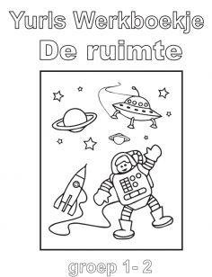 Werkboekje Kinderboekenweek groep 1/2 - Internetwijzer basisonderwijs. Lesmateriaal en meer!