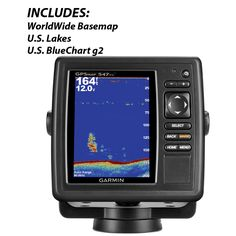 Garmin GPSMAP® 547xs Chartplotter/Fishfinder Combo w/o Transducer