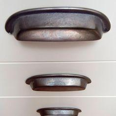 "Bin Cabinet Pull - 6"" CK363 | Rocky Mountain Hardware"
