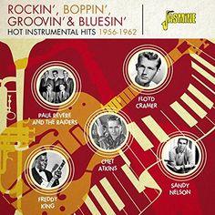 Various - Rockin', Boppin', Groovin' & Bluesin' Hits 1956-1962