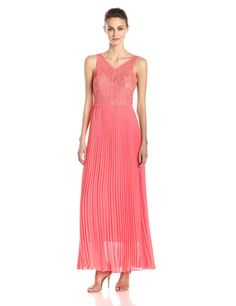 Rosalie Lace Gown by BCBGMAXAZRIA