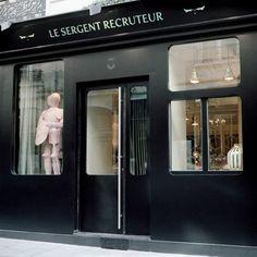 Le Sergent Recruteur restaurant by Jaime Hayon, Paris