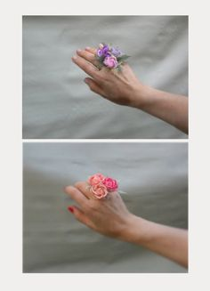 A fun new twist on the traditional corsage!