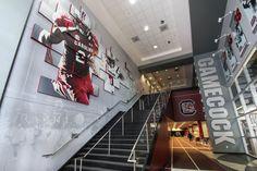 Jack Porter » University of South Carolina Crews Football Facility