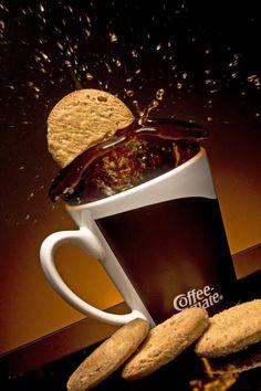 Coffee mate-splash -- so cool