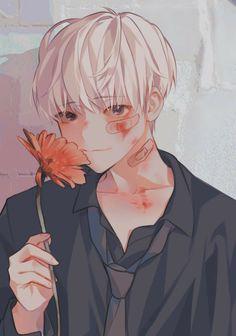 Cool Anime Guys, Handsome Anime Guys, Cute Anime Boy, Anime Boys, Anime Couples Drawings, Anime Couples Manga, Pretty Art, Cute Art, Bebe Anime