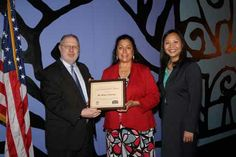 New Mexico recipient, Renee Ornelas