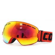 All Men's Snow Goggles Snow, Sunglasses, Red, Shades, Human Eye, Eyewear
