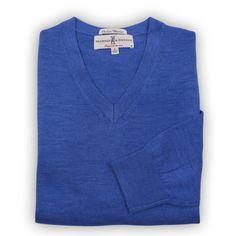 Fairway and Greene Merino Long Sleeve Sweater