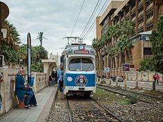 InfrastructurePorn: Because sometimes faster is better. Metro Rail, Alexandria Egypt, Perspective Photography, High Quality Images, Love Art, Middle East, Old Photos, Travel Ideas, Transportation