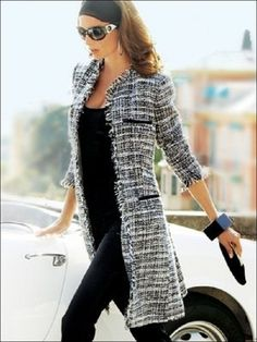 Classy Tweed Fashion Trends (40)
