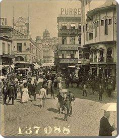 Karaköy Square 1900's