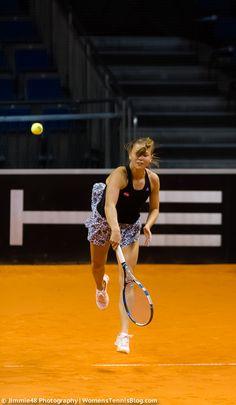 Marina Melnikova #WTA