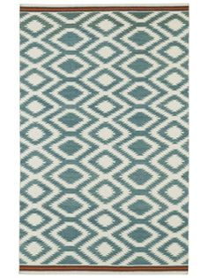 Nomad Flatweave Rug from Get the Look: Layered Rugs on Gilt