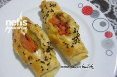 Peynirli Karnıyarık Börek Turkish Recipes, Ethnic Recipes, Baked Potato, Yogurt, Baking, My Favorite Things, Vegetables, Foods, Cooking Recipes