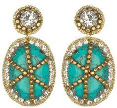 Suzanna Dai Palm Springs Drop Earrings