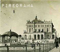 Pireorama ιστορίας και πολιτισμού: Στην Φαληρική Ταραντέλλα (Από το Μετς στο Φάληρο) Henry Miller, Old Glory, Old City, Art And Architecture, Old Town, Old Photos, Taj Mahal, Sailing, Greece