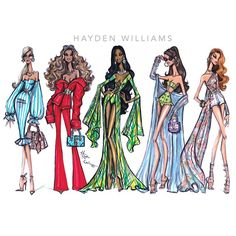 Beste Mode Kunst Illustration Chanel Hayden Williams Ideen What is Example? Hayden Williams, Fashion Design Drawings, Fashion Sketches, Fashion Model Poses, Fashion Models, Vogue Fashion, Fashion Art, Paper Fashion, Fashion Outfits