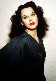 Hedy Lamarr Hedy Lamarr