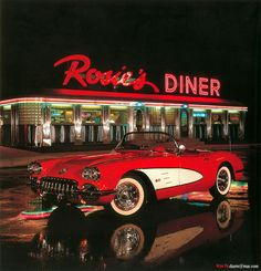 1957 Chevrolet Corvette Pictures: See 68 pics for 1957 Chevrolet Corvette. Browse interior and exterior photos for 1957 Chevrolet Corvette. Get both manufacturer and user submitted pics. Chevrolet Corvette, 1957 Chevrolet, Corvette Zr1, Chevrolet Trucks, Diner Aesthetic, Aesthetic Vintage, Aesthetic Dark, Aesthetic Grunge, Aesthetic Collage