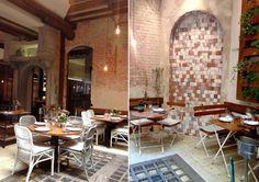 SKY MADRID, restaurante en Madrid