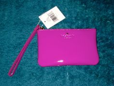 For Sale by Delia on EBay NOW!!! Kate Spade New York Harrison Street Bee Wristlet Brand New with Tags