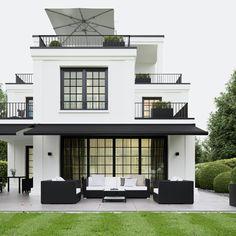 Modern Villa in Munich on Behance