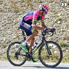 ROTOR Bike Components sur Instagram: Ruben Plaza (@lampre_merida) goes on the attack and wins Stage 16 @letourdefrance! Ruben uses Q-Rings & INpower, a perfect combination to help with the acceleration on the attack and powering to the finish #ROTOR #PowersMe #INpower #INaction #QRings #TdF2015 Photo: tdwsport.com