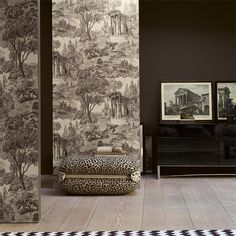 """Le Temple De Jupiter"" - Chantemerle wallpapers - Zoffany."