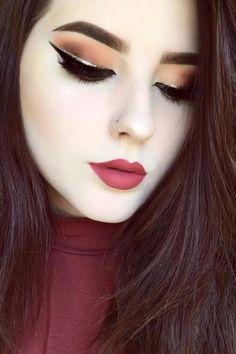 Glitter Eyeliner Is the Prettiest Way to Wear Sparkle For the Festive Season