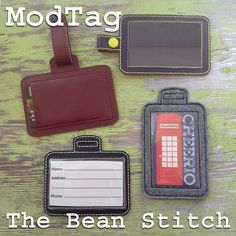 ModTag - FIVE designs INCLUDED!