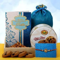 The festival of Rakhi brings out every possible emotion from the bond shared by the brothers and sisters. With all the rituals and customs. Rakhi Gifts, Gift Hampers, Gift Baskets