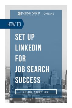 In an environment where 77 percent of companies use social media to recruit new talent, optimizing your LinkedIn profile is essential.