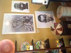 Drawings from Sudan  The Open Door: Fair Trade