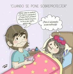 Amor sobreproteccion
